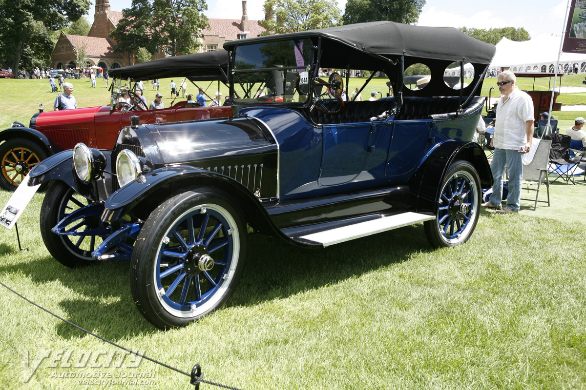 1914 Chevrolet Series L - Information and photos - MOMENTcar