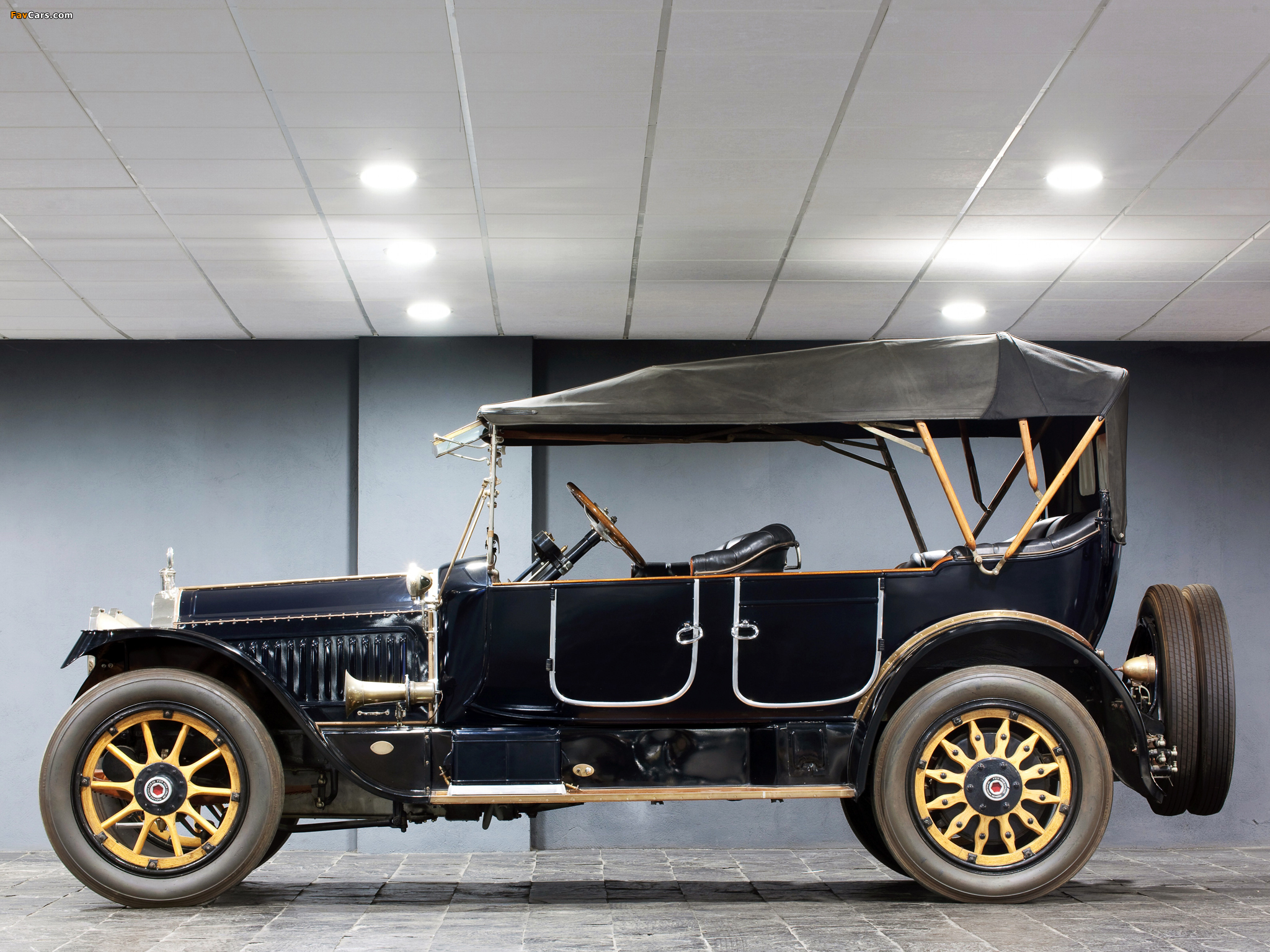1916 Packard Twin Six Information And Photos Momentcar
