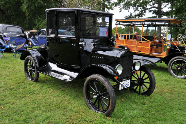 Ford F 150 Lightning 1918 Ford Model T - Information and photos - MOMENTcar