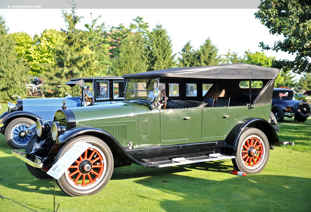 1921 Lincoln Model L Information And Photos Momentcar