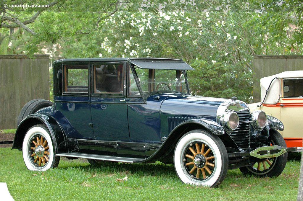 1923 Lincoln Model L Information And Photos Momentcar