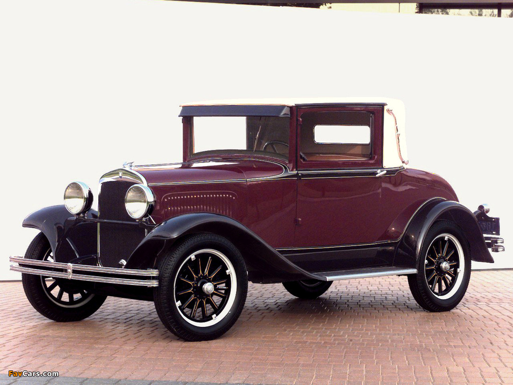 1928 Plymouth Model Q Information And Photos Momentcar