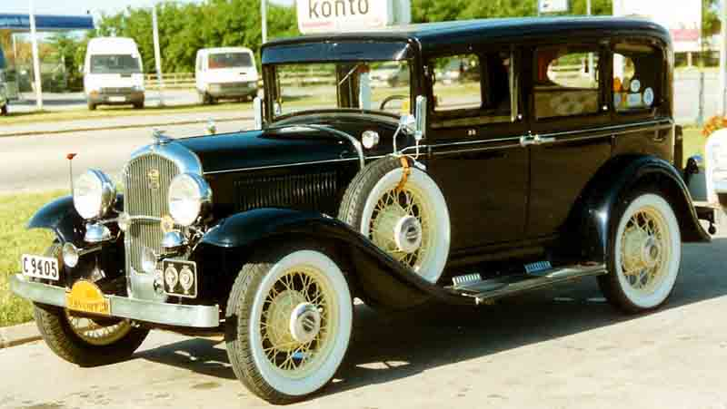 Subaru Of Concord >> 1931 Plymouth Model PA - Information and photos - MOMENTcar
