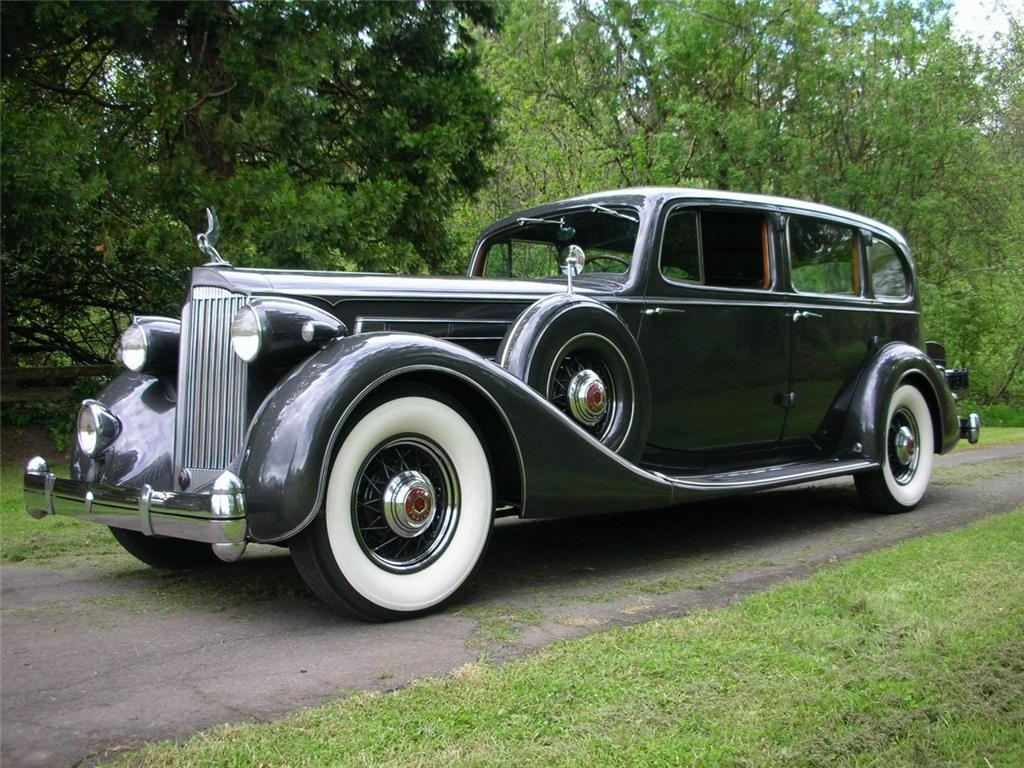 1935 Packard 1208 Information And Photos Momentcar