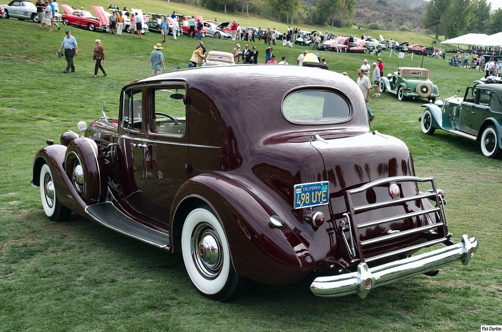 1937 Packard 1507 - Information and photos - MOMENTcar