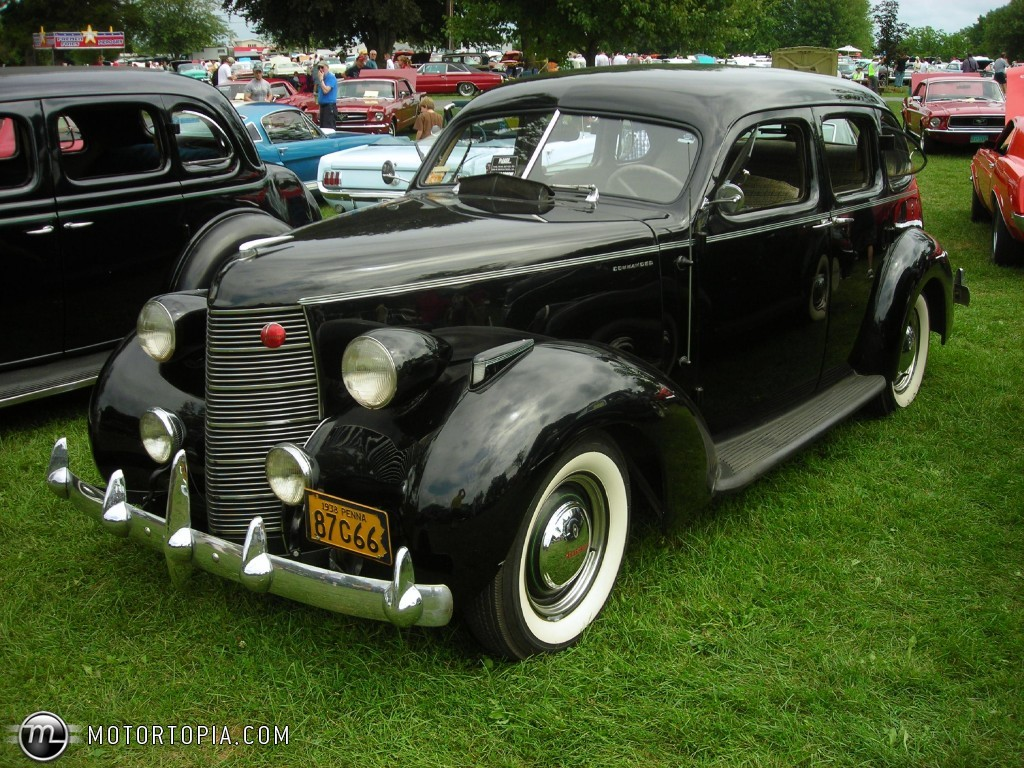 1938 studebaker commander   information and photos   momentcar