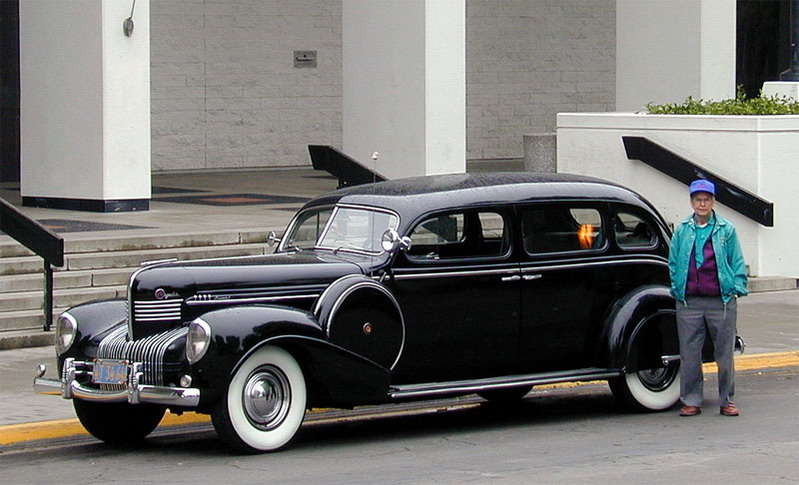 1939 Chrysler Imperial Information And Photos Momentcar