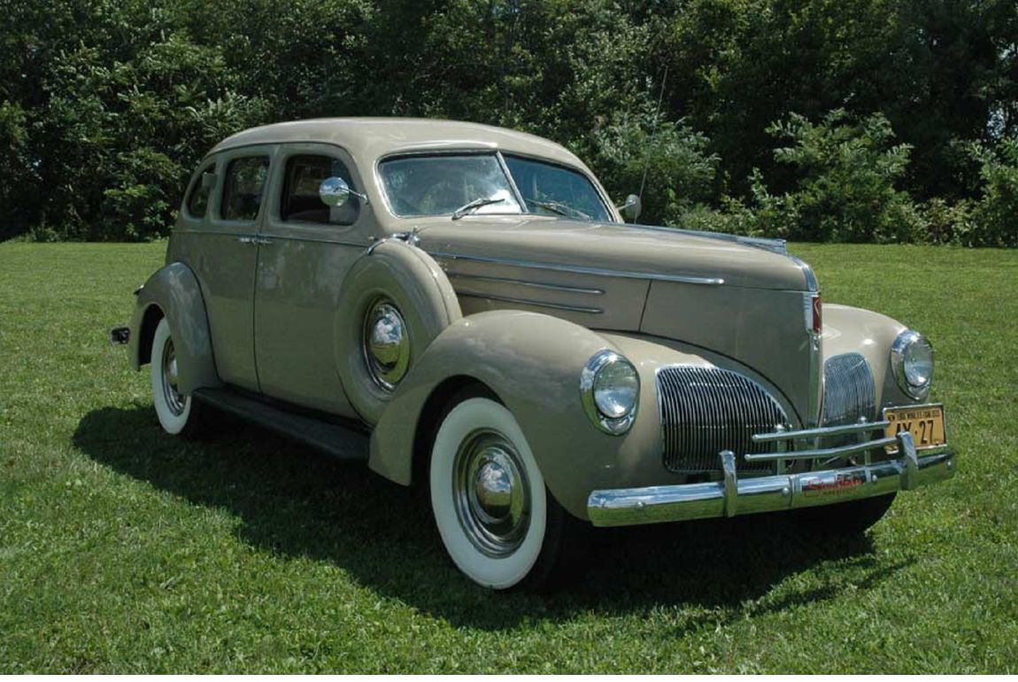 1939 Studebaker State President Information And Photos