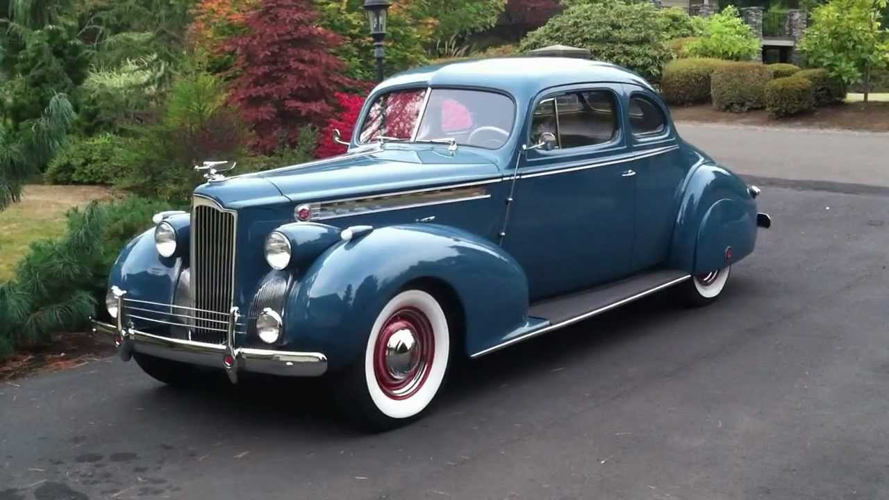 1940 Packard 120 Information And Photos Momentcar