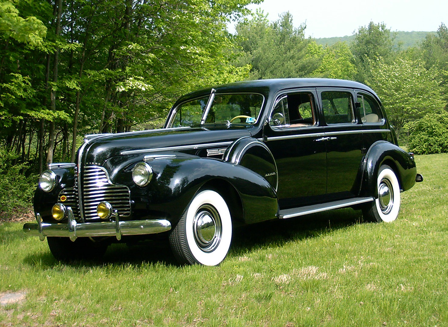 1940 Buick Limited Information And Photos Momentcar