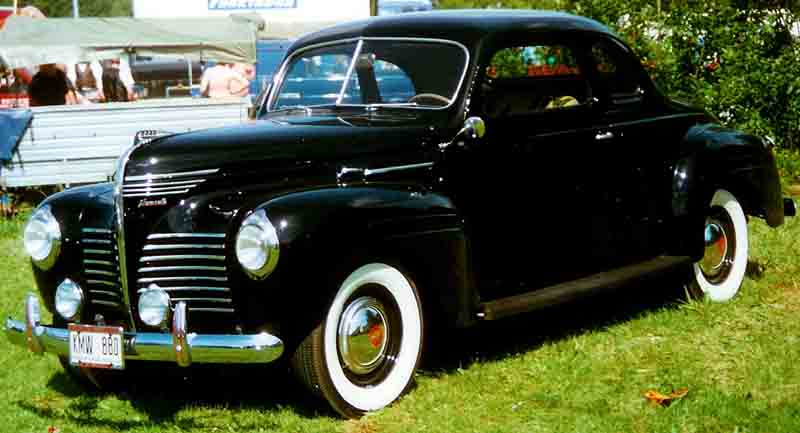 King Buick Gmc >> 1940 Plymouth Roadking - Information and photos - MOMENTcar