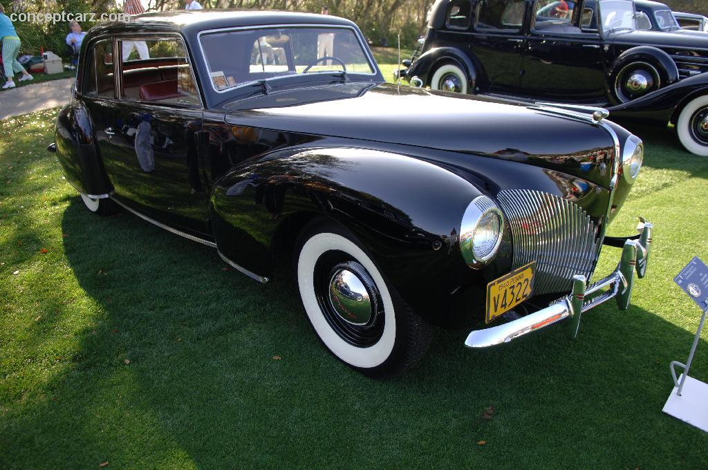 1940 lincoln zephyr information and photos momentcar. Black Bedroom Furniture Sets. Home Design Ideas