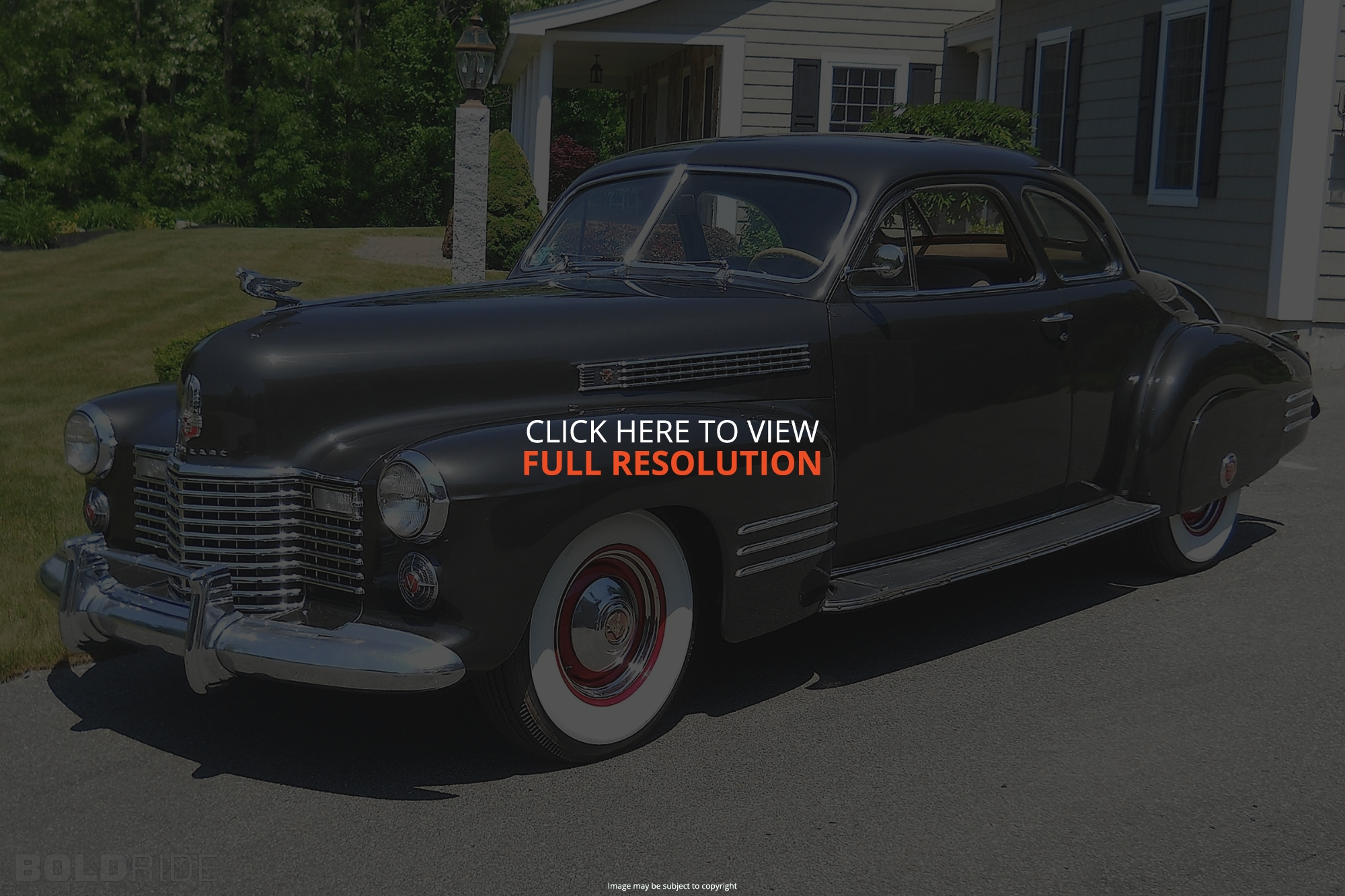 1941 Cadillac Series 62 Information And Photos Momentcar Wiring Harness 12