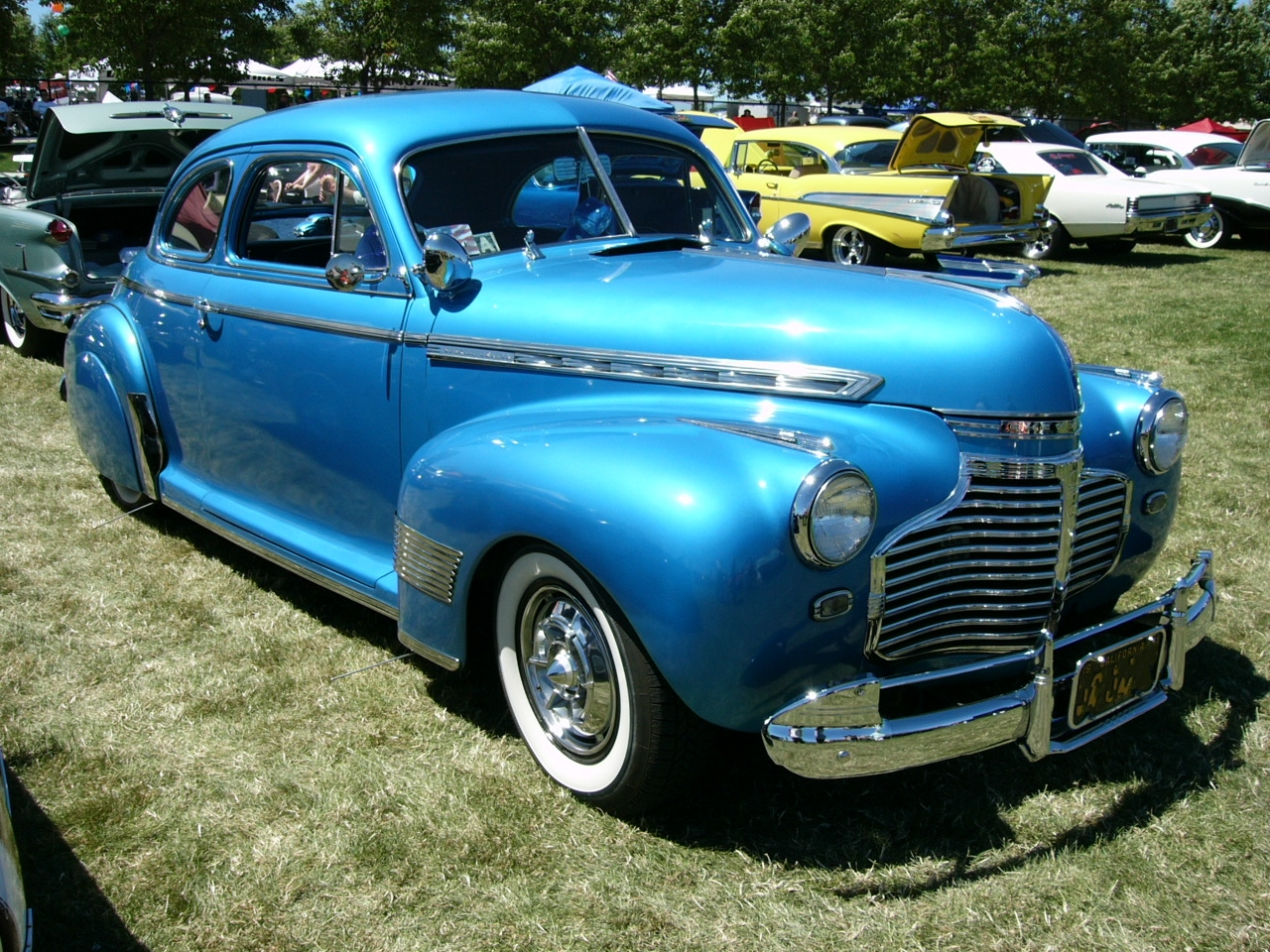 1941 Plymouth Special Deluxe Information And Photos Momentcar 4 Door 2