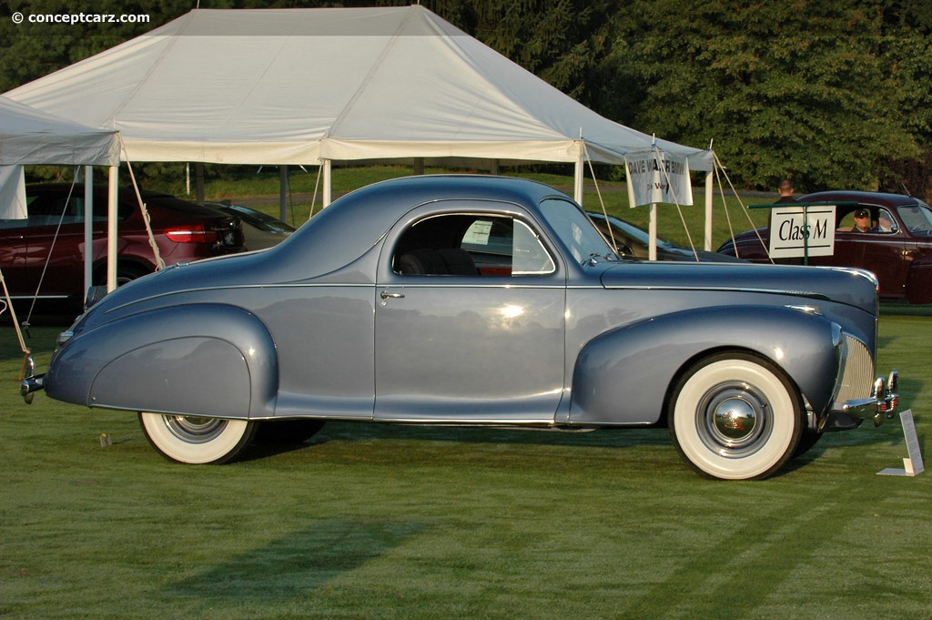 lincoln zephyr coupe 1937