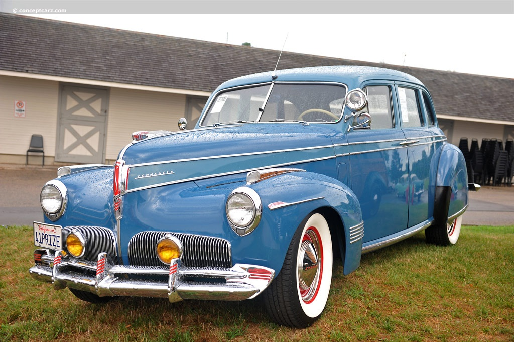 1942 Studebaker Commander Information And Photos Momentcar