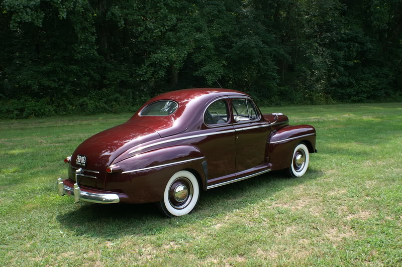 2006 Ford Fusion For Sale >> 1946 Ford Business Coupe - Information and photos - MOMENTcar