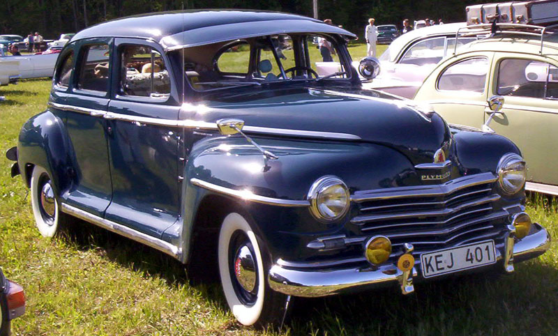 1946 Plymouth Deluxe Information And Photos Momentcar