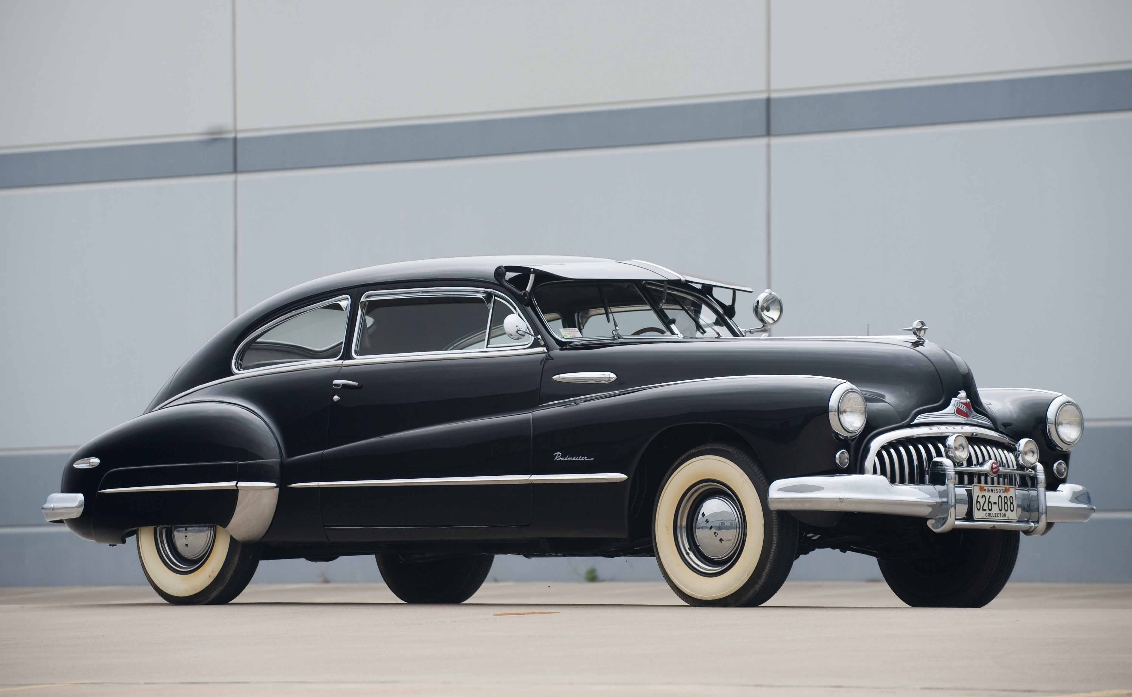 1946 Buick Roadmaster Information And Photos Momentcar