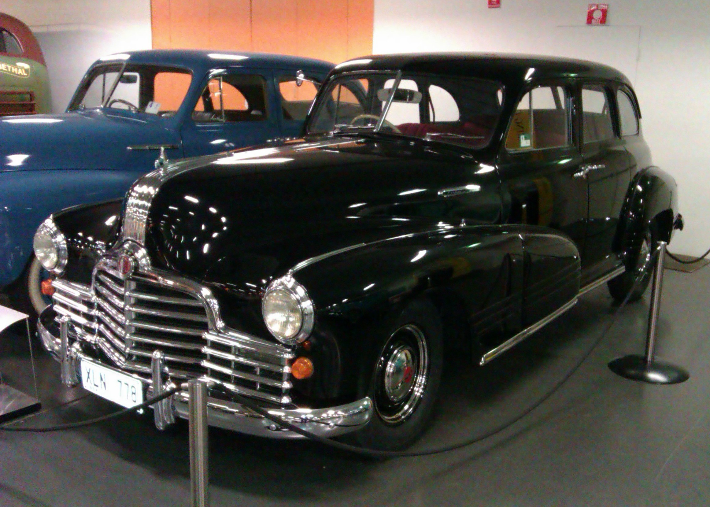 1946 Pontiac Torpedo Information And Photos Momentcar