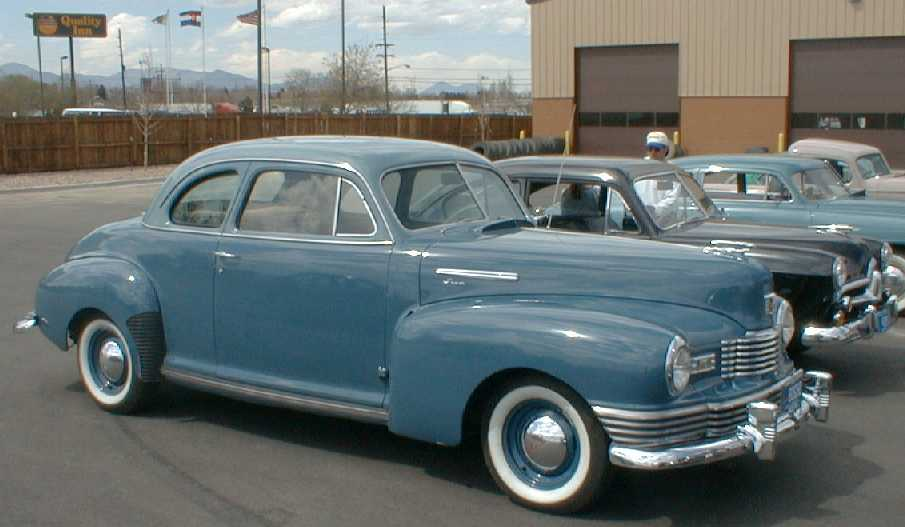 1948 Nash Ambassador Information And Photos Momentcar
