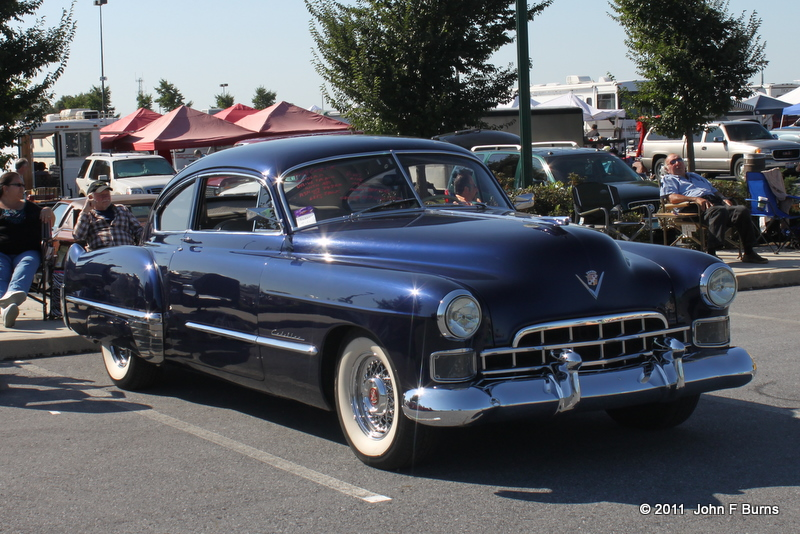 1948 cadillac series 61 information and photos momentcar