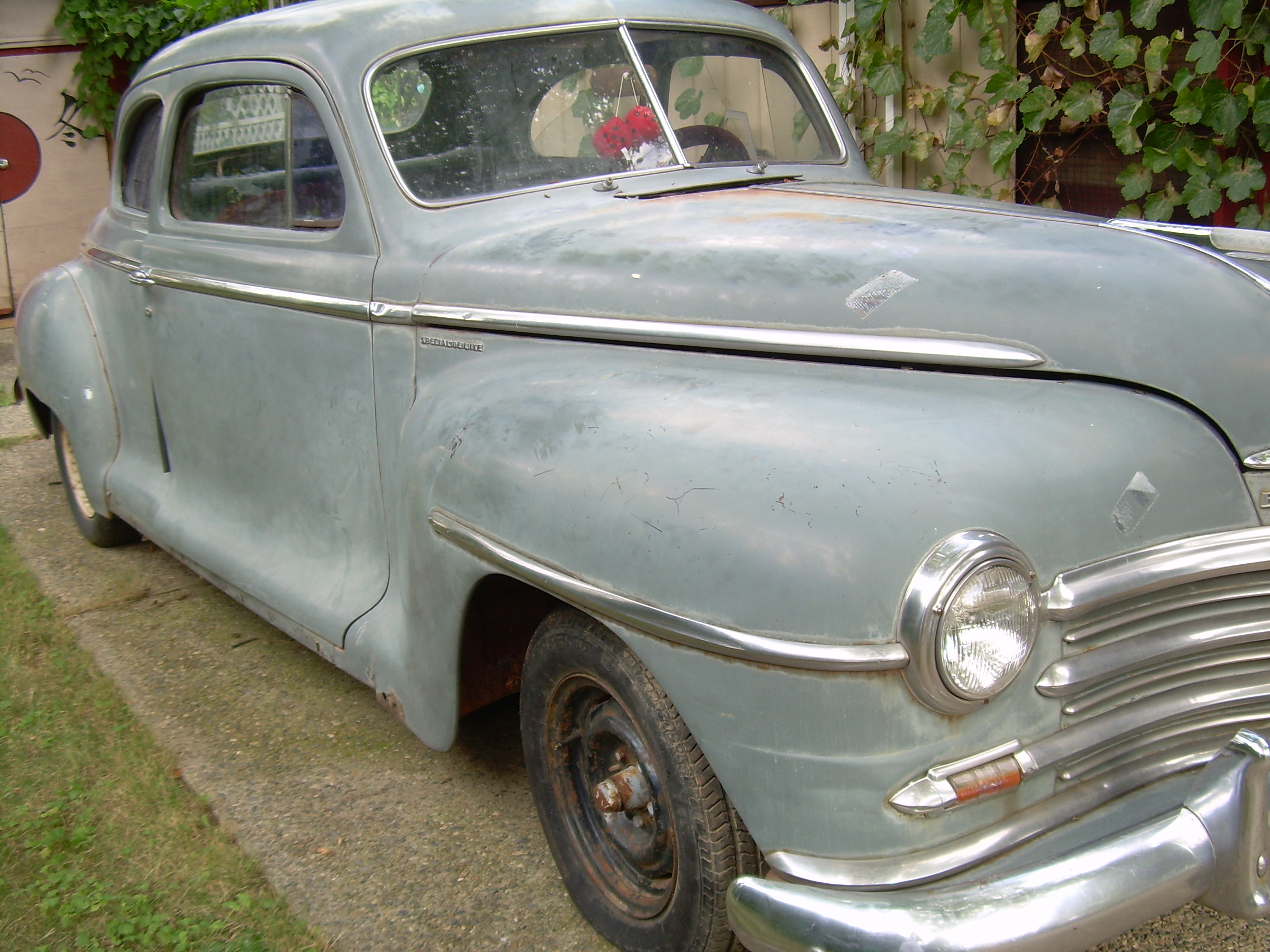 1948 Plymouth Special Deluxe Information And Photos
