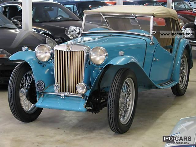 MG TC Roadster #2