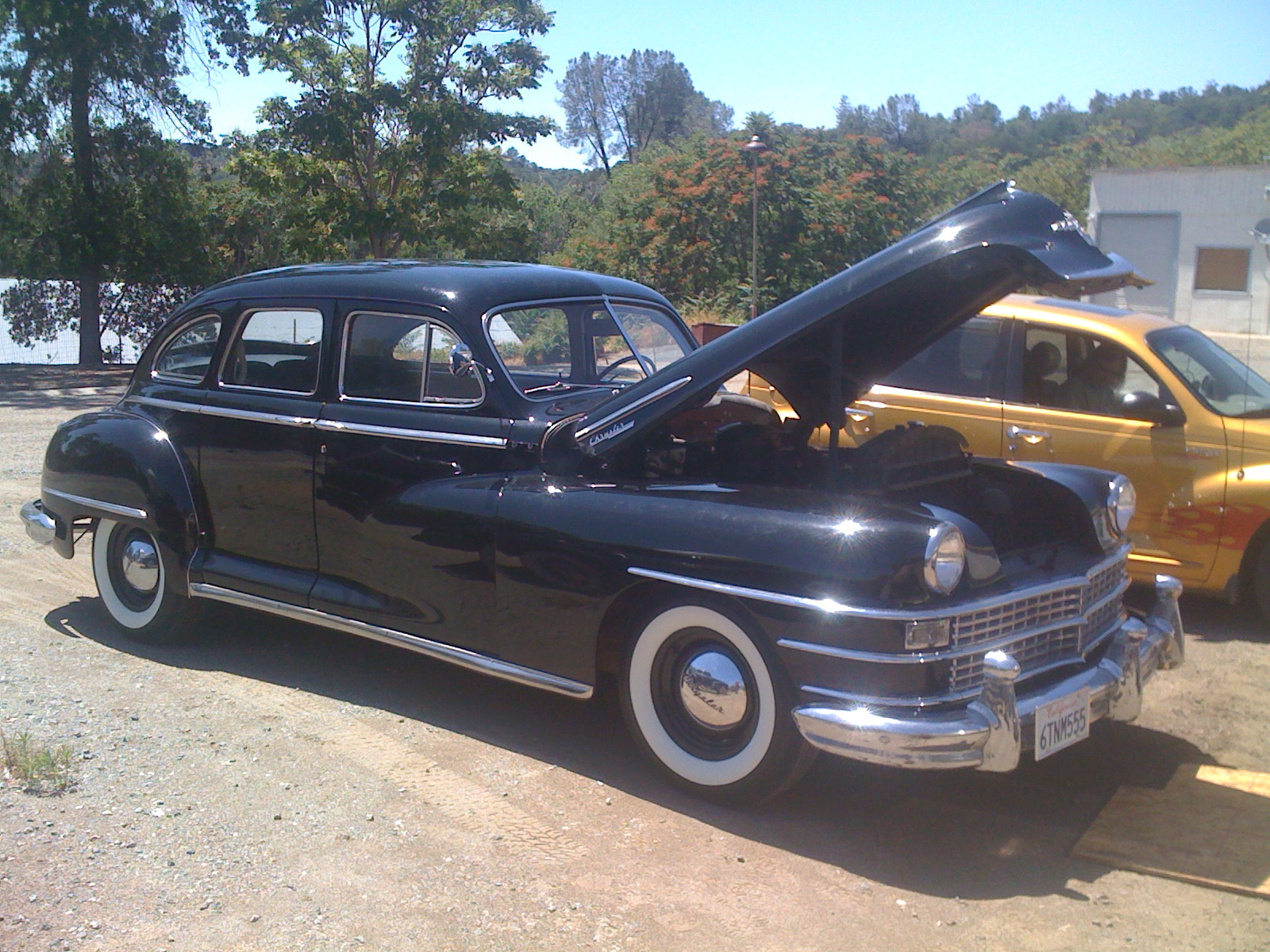 1948 Chrysler Windsor Information And Photos Momentcar