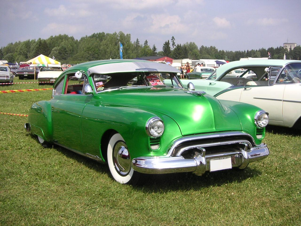 1949 Oldsmobile 98 Information And Photos Momentcar
