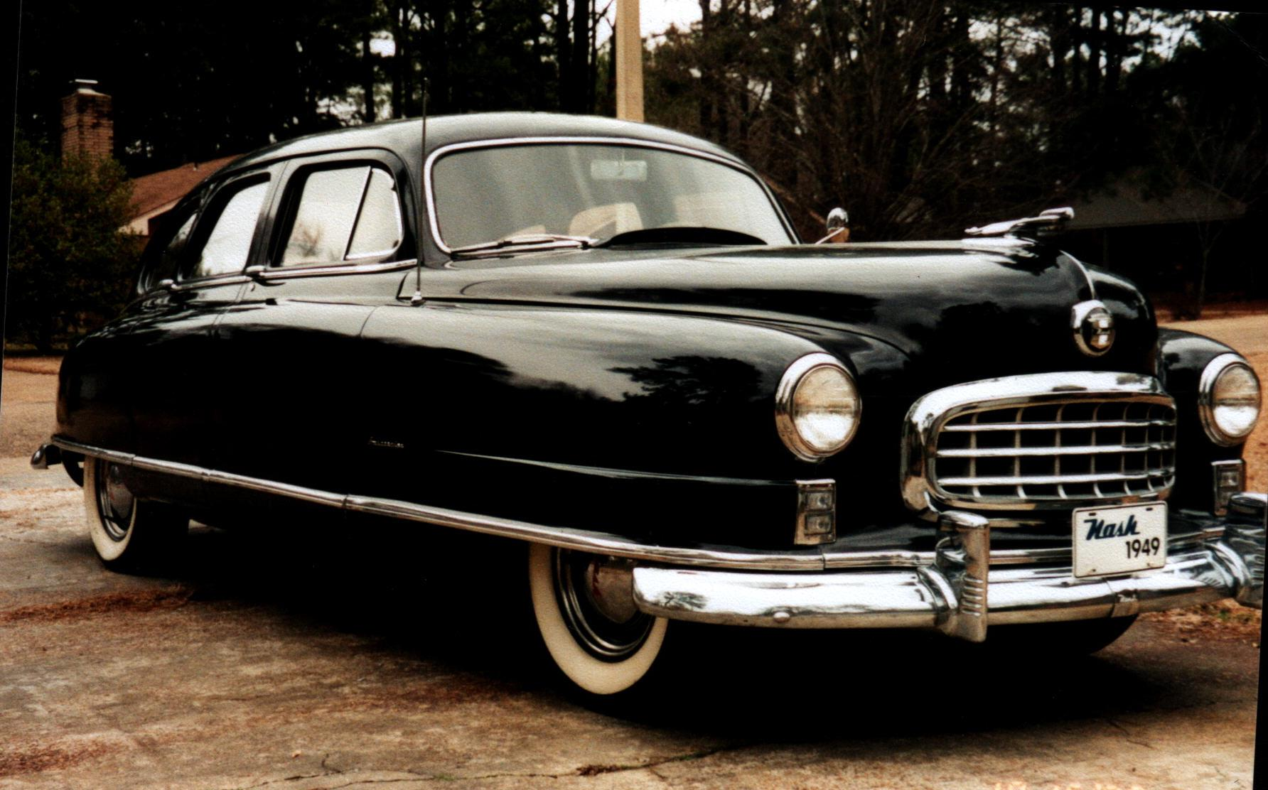 1949 Nash Ambassador Information And Photos Momentcar