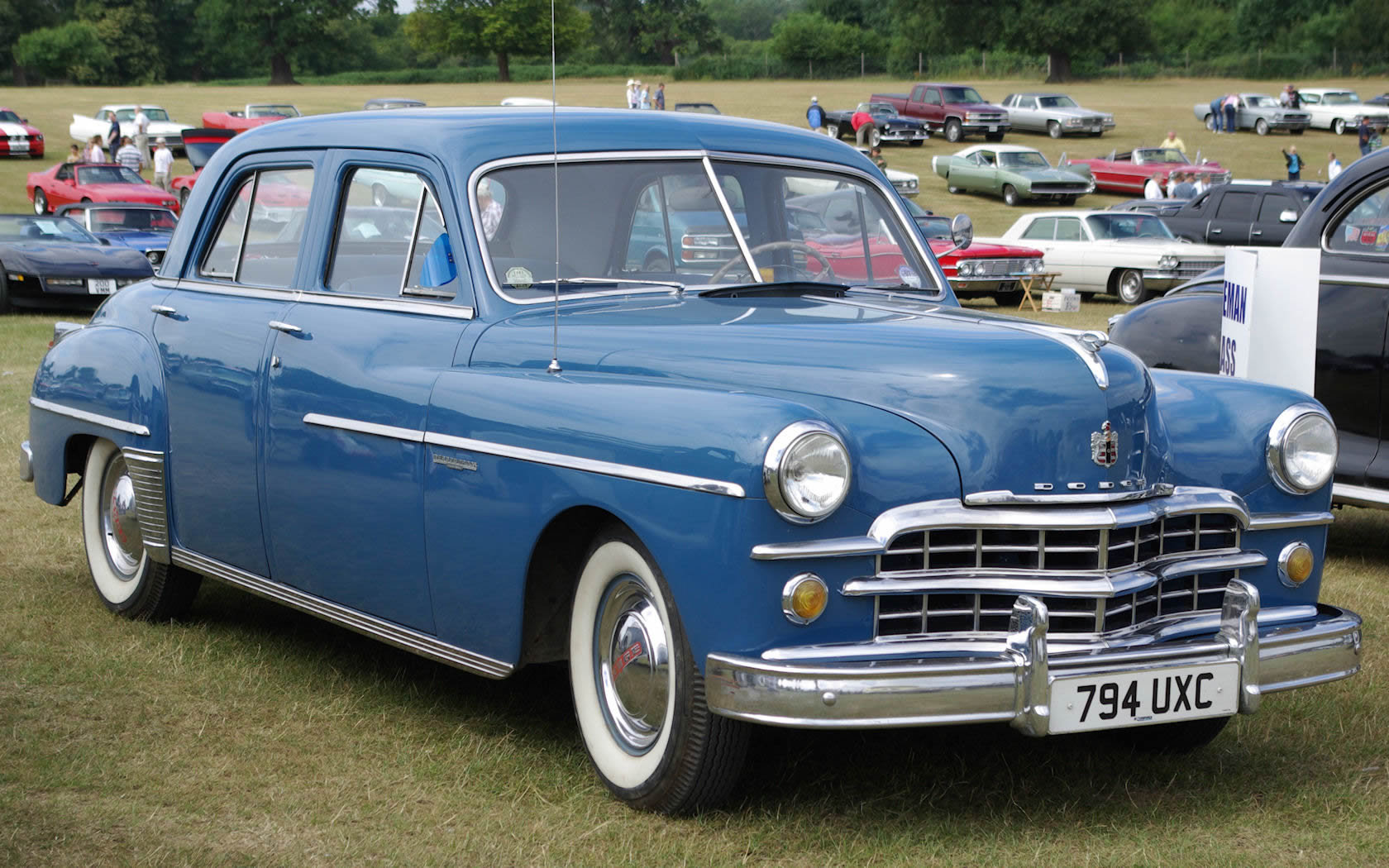 1949 Dodge Meadowbrook Information And Photos Momentcar