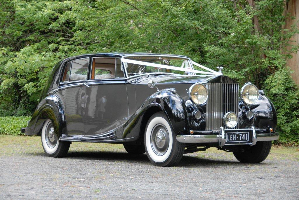 1949 Rolls Royce Silver Wraith Information And Photos