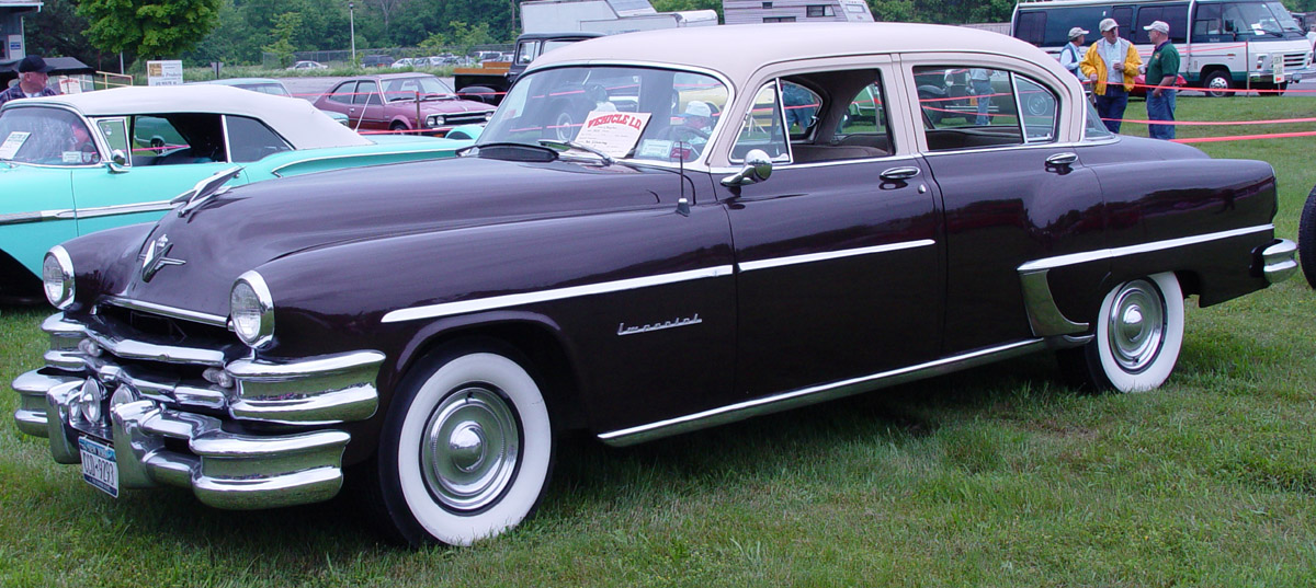1950 Chrysler Imperial Information And Photos Momentcar