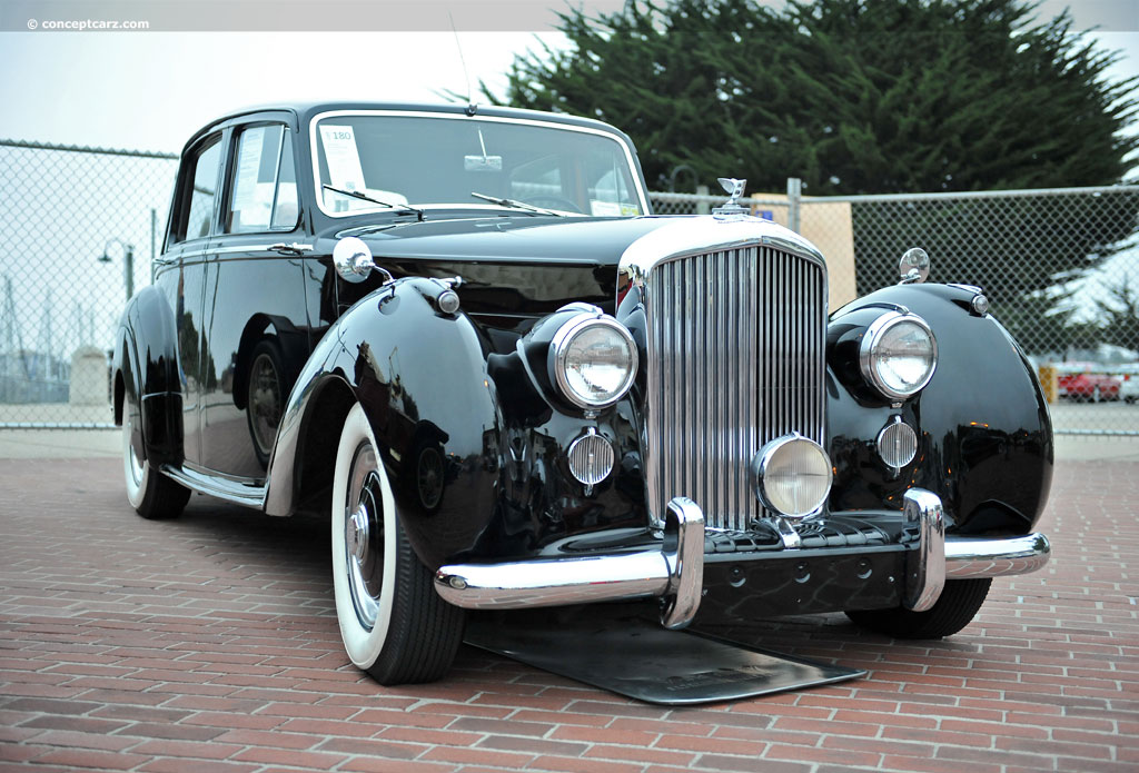 1950 bentley mark vi information and photos momentcar. Black Bedroom Furniture Sets. Home Design Ideas