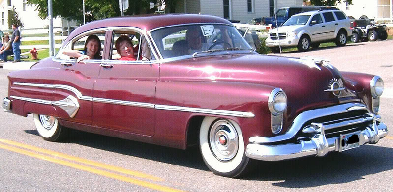 1951 Oldsmobile 98 Information And Photos Momentcar