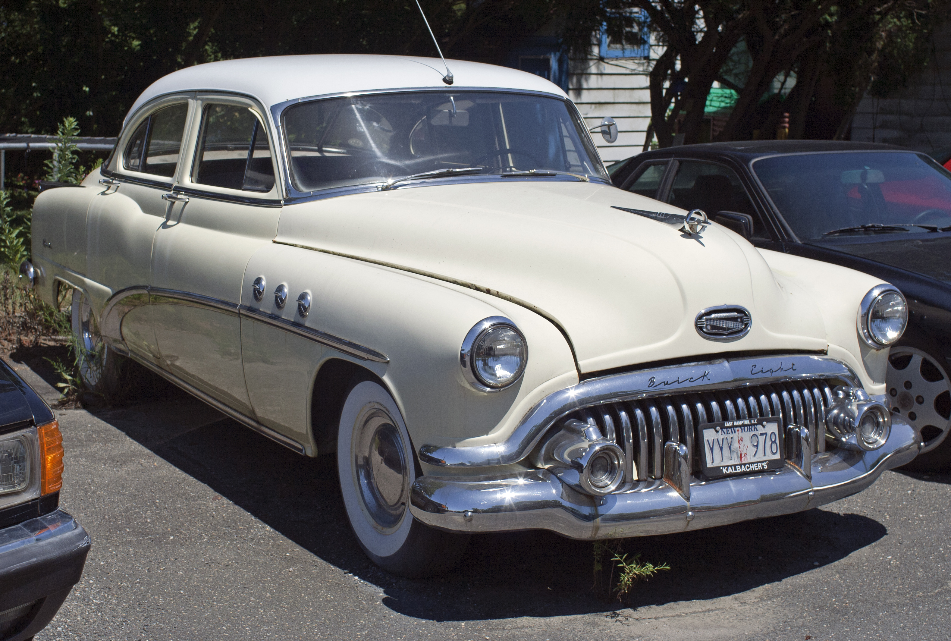 1952 Buick Special Information And Photos Momentcar