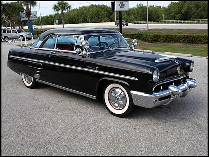 1953 Mercury Monterey Information And Photos Momentcar