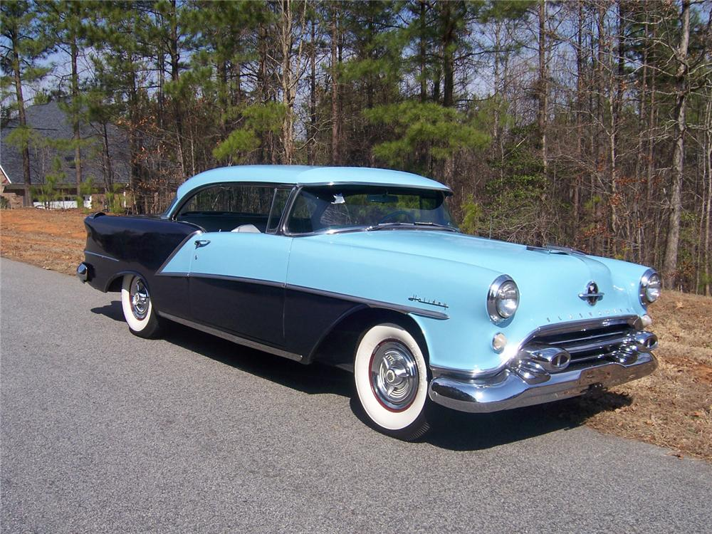 1954 Oldsmobile 98 Information And Photos Momentcar