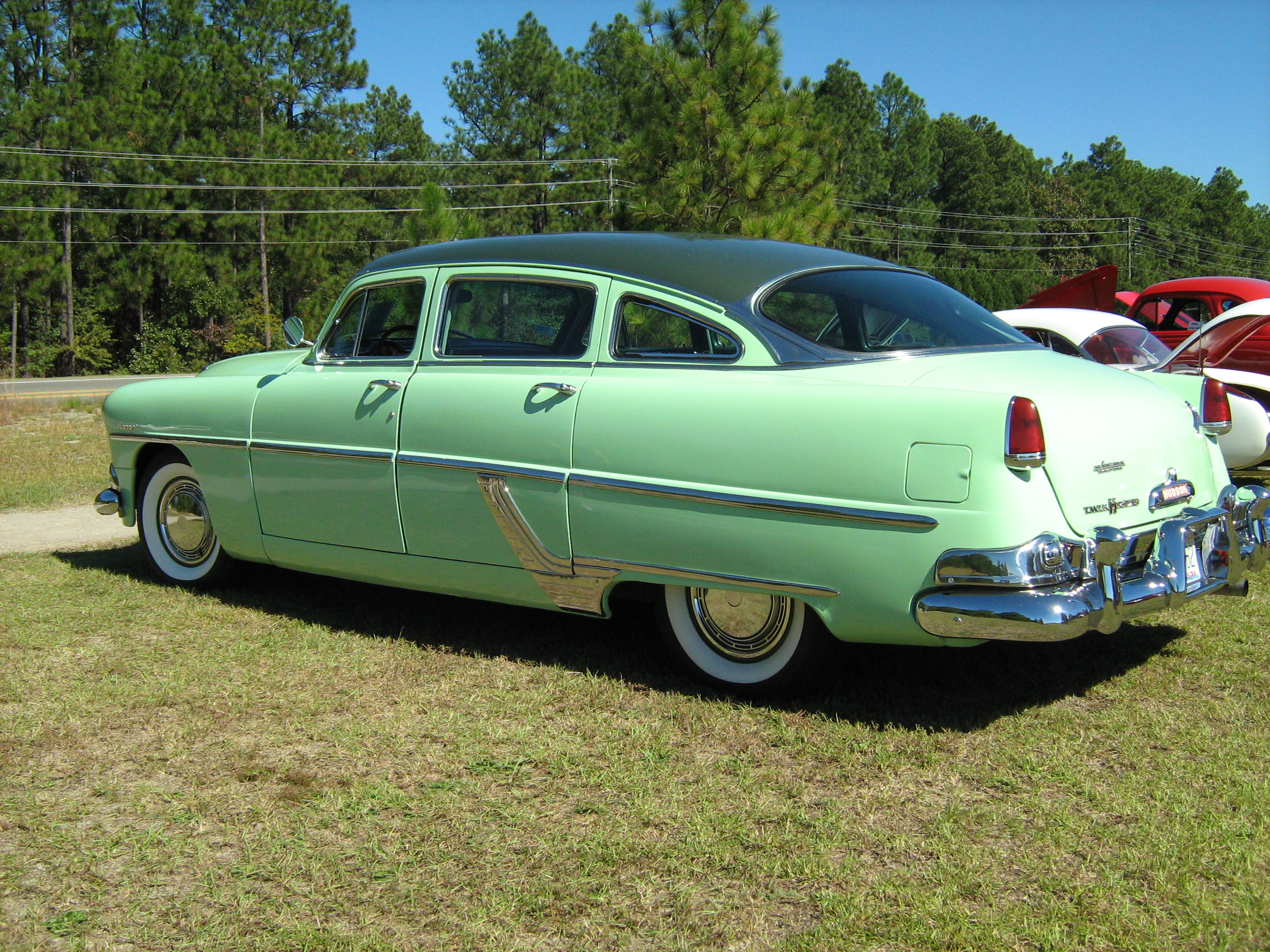 1954 Hudson Hornet Information And Photos Momentcar