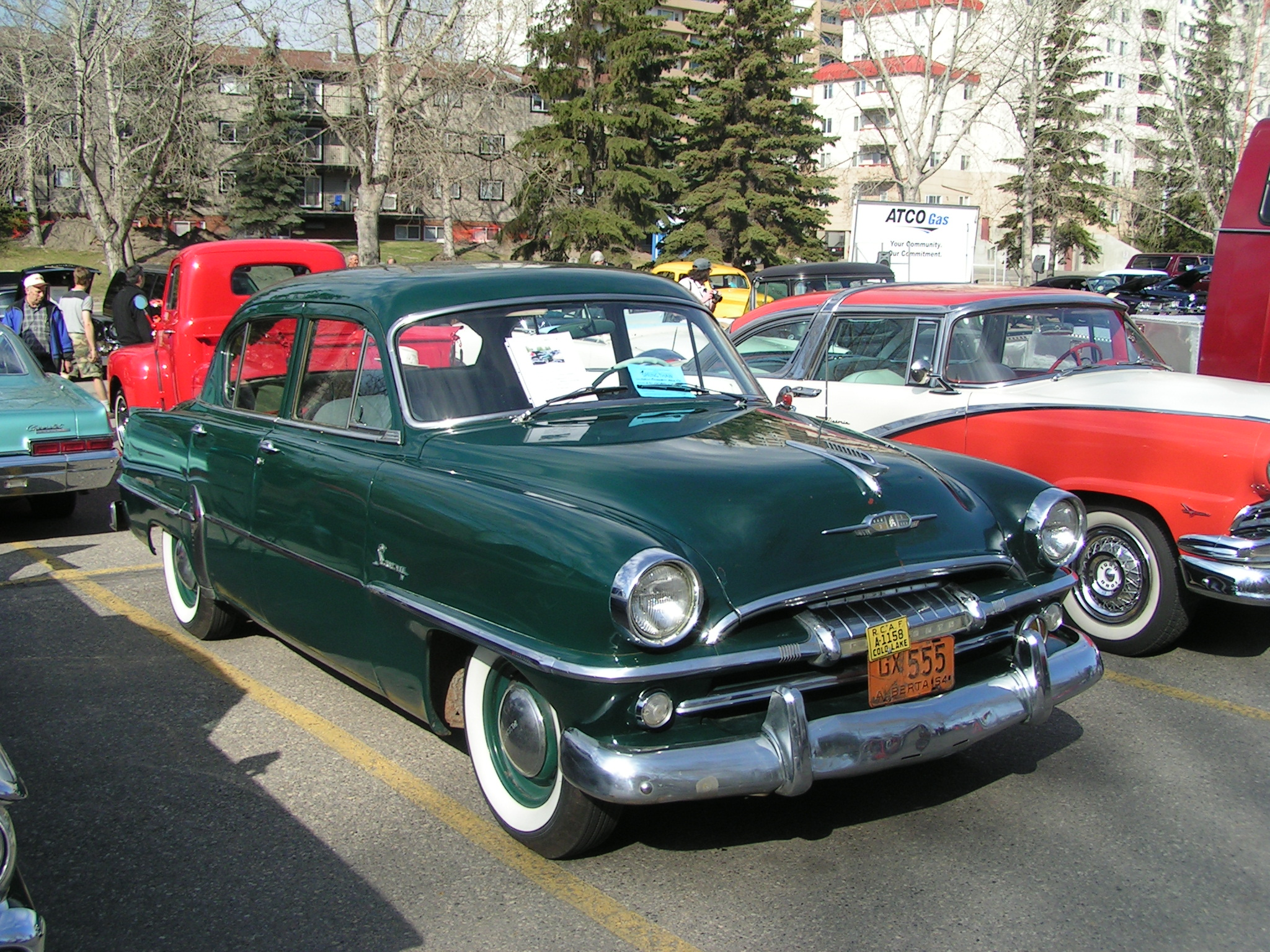 1954 Plymouth Savoy Information And Photos Momentcar