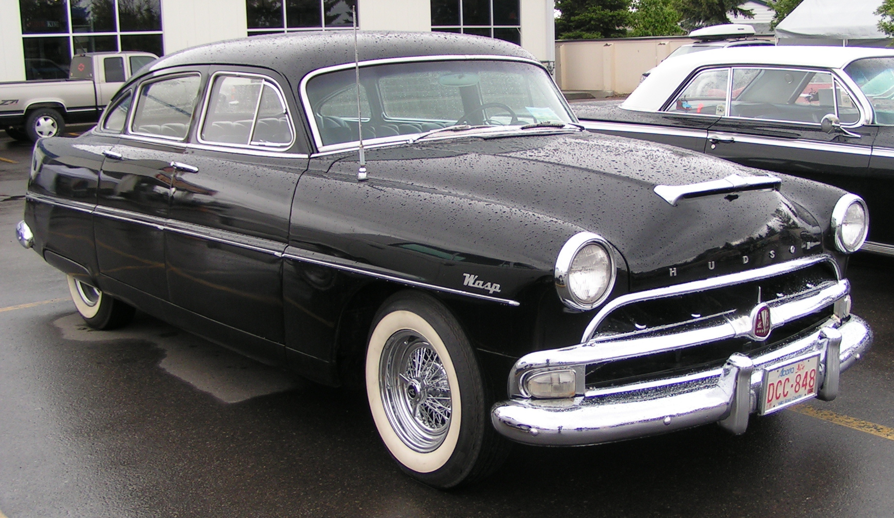 1954 Hudson Wasp Information And Photos Momentcar