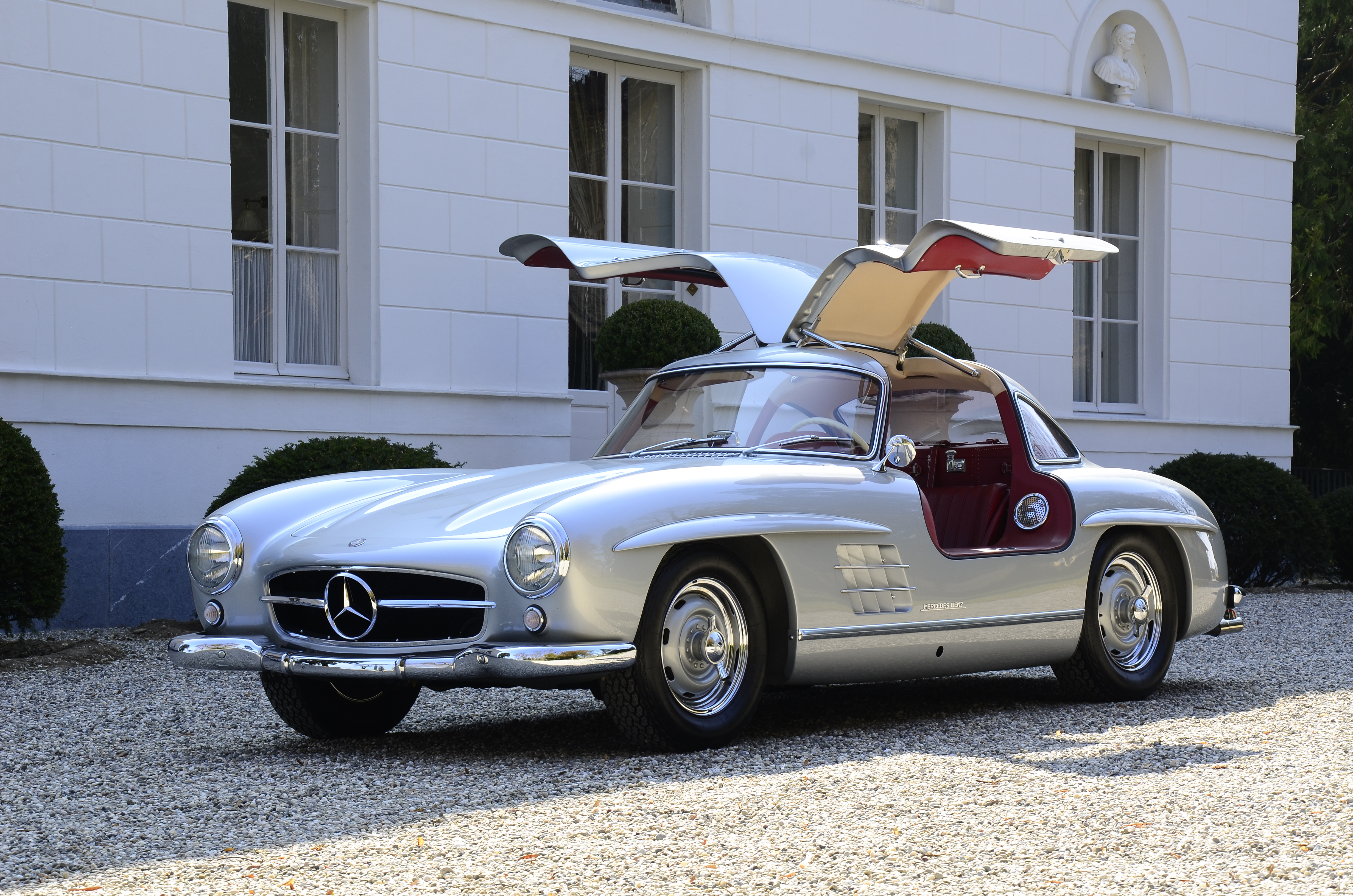 1955 Mercedes-Benz 300SL - Information and photos - MOMENTcar