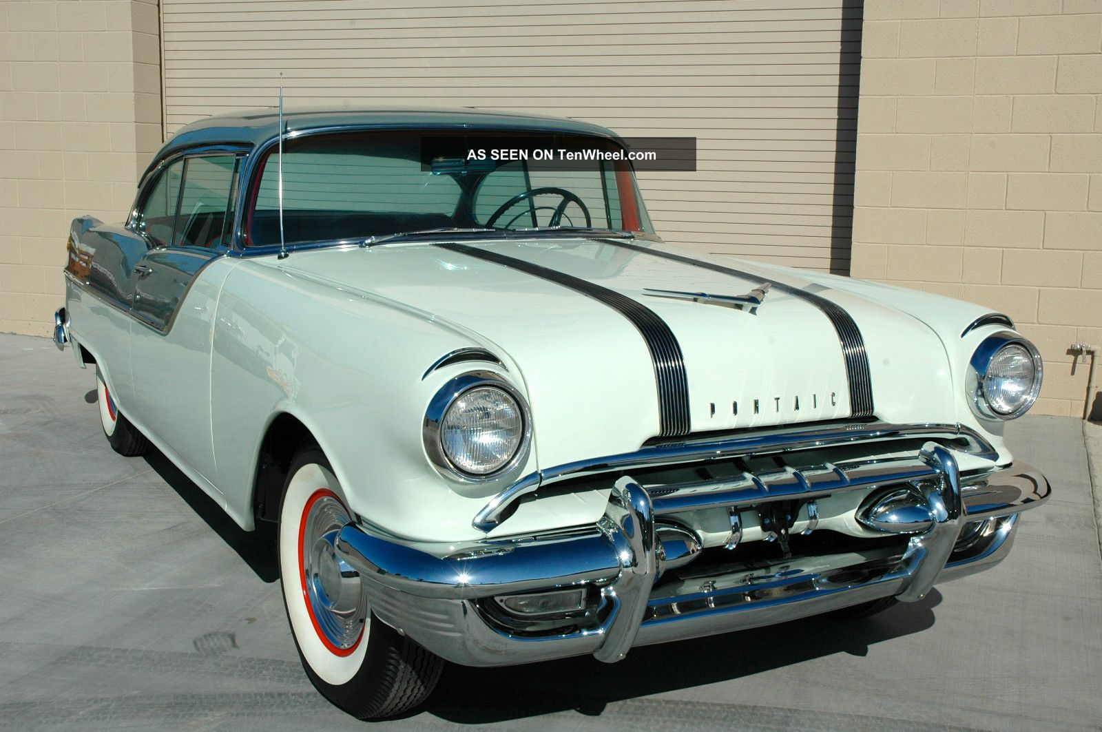 1955 pontiac chieftain 870 information and photos. Black Bedroom Furniture Sets. Home Design Ideas