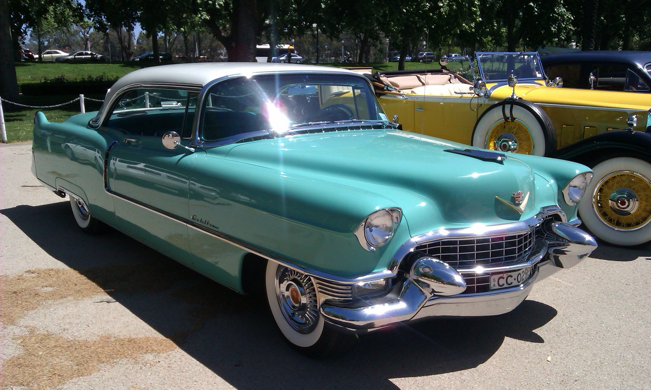 1955 Cadillac Series 62 Information And Photos Momentcar