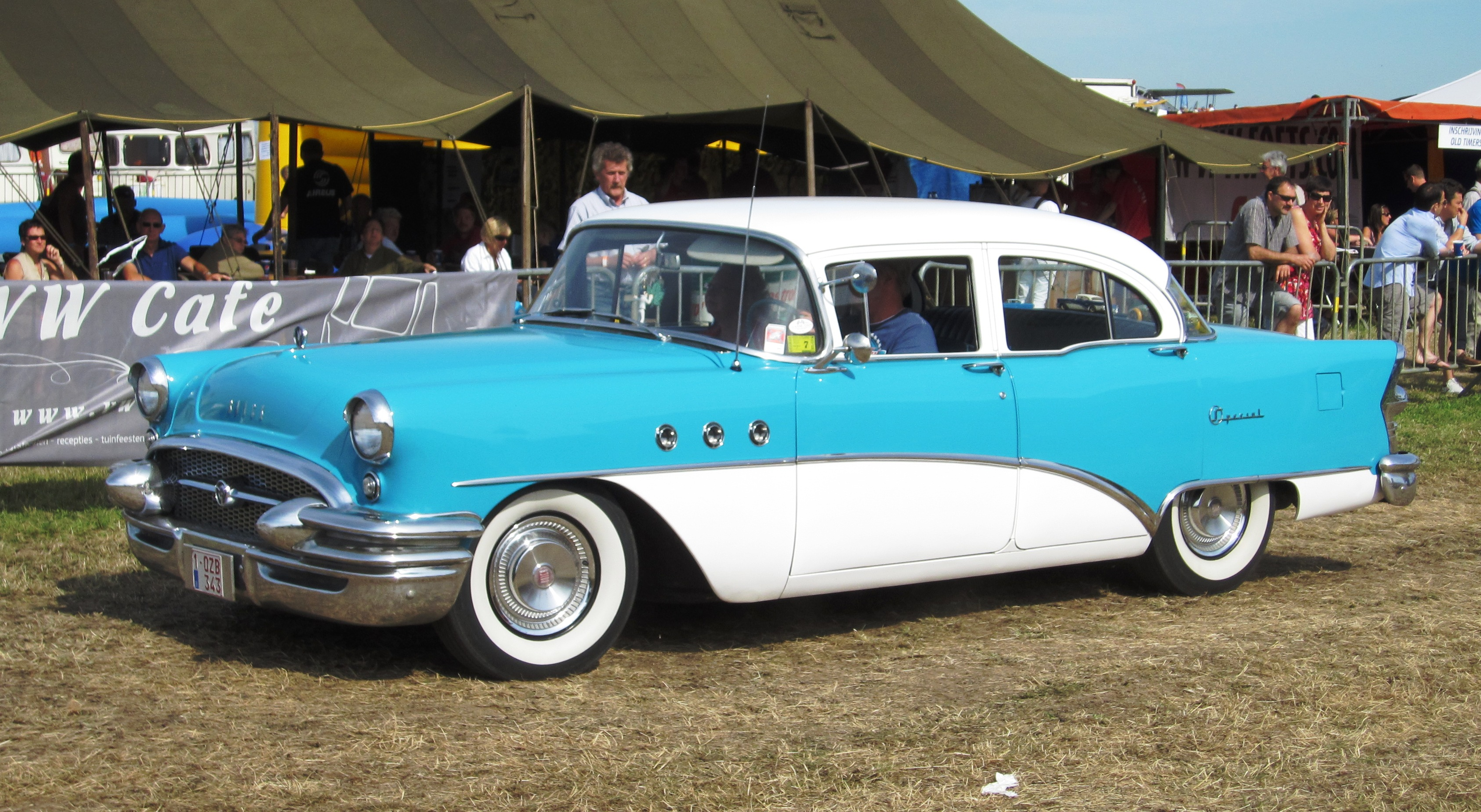 1955 Buick Special Information And Photos Momentcar