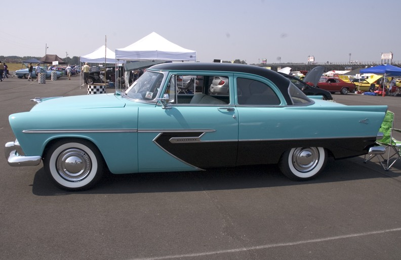 1956 Plymouth Belvedere Information And Photos Momentcar