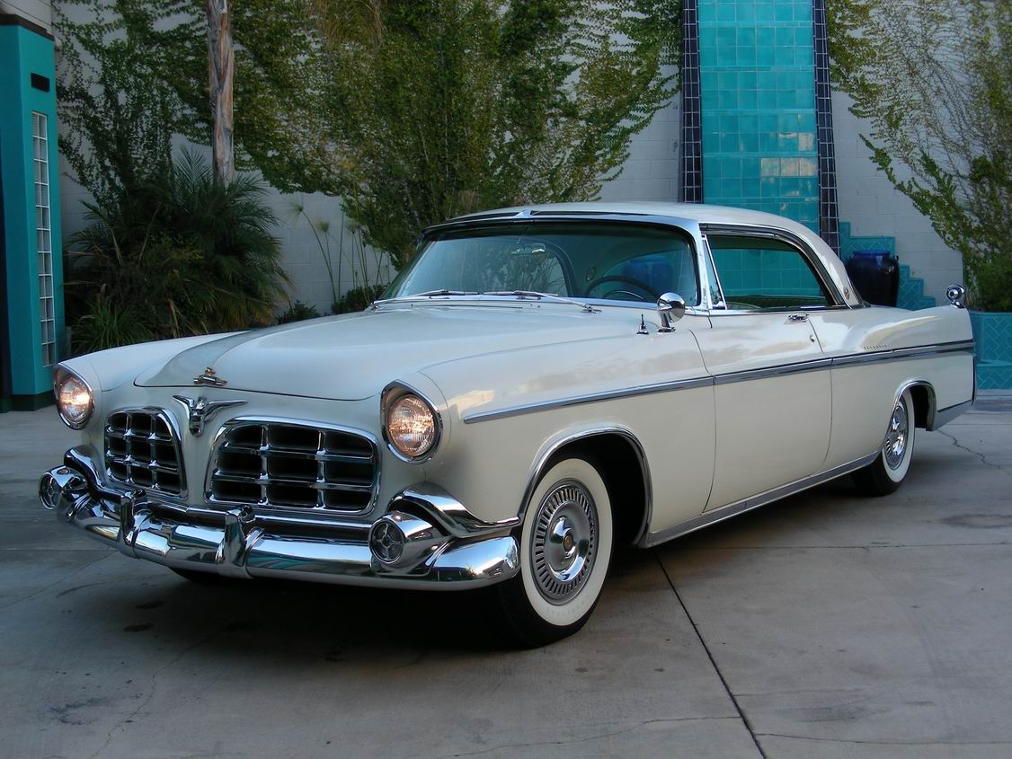 1956 Chrysler Imperial - Information and photos - MOMENTcar