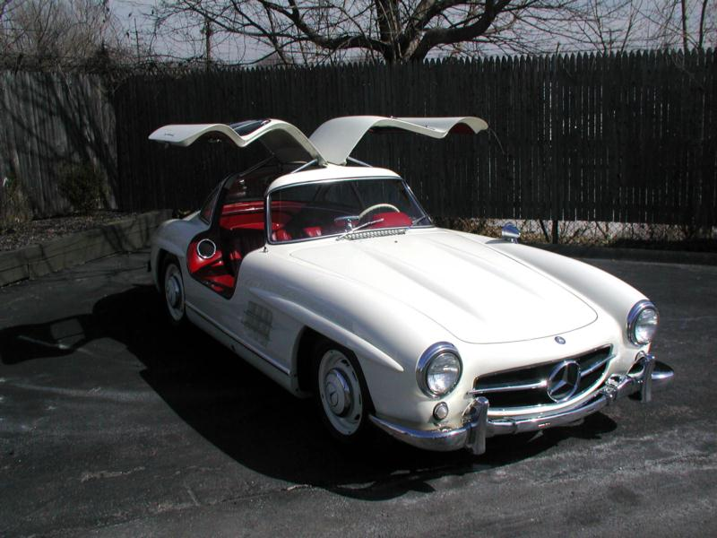 1957 mercedes benz 300sl information and photos momentcar for Mercedes benz 300 price
