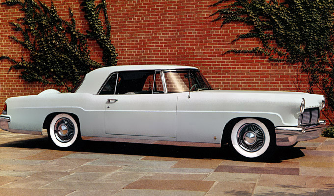 1957 Continental #1